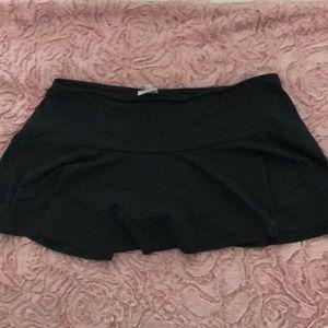 Women's Land's End Swim Skirt Size 10